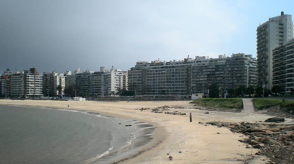 Vista de la ciudad de Montevideo, Uruguay/Pixabay