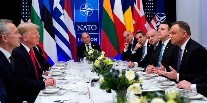La OTAN se preocupa por primera vez en la historia por la creciente influencia de China
