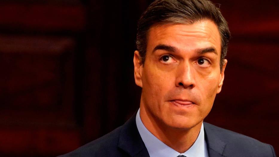 Sánchez se ha mostrado ilusionado ante la nueva coalición de gobierno con Unidas Podemos