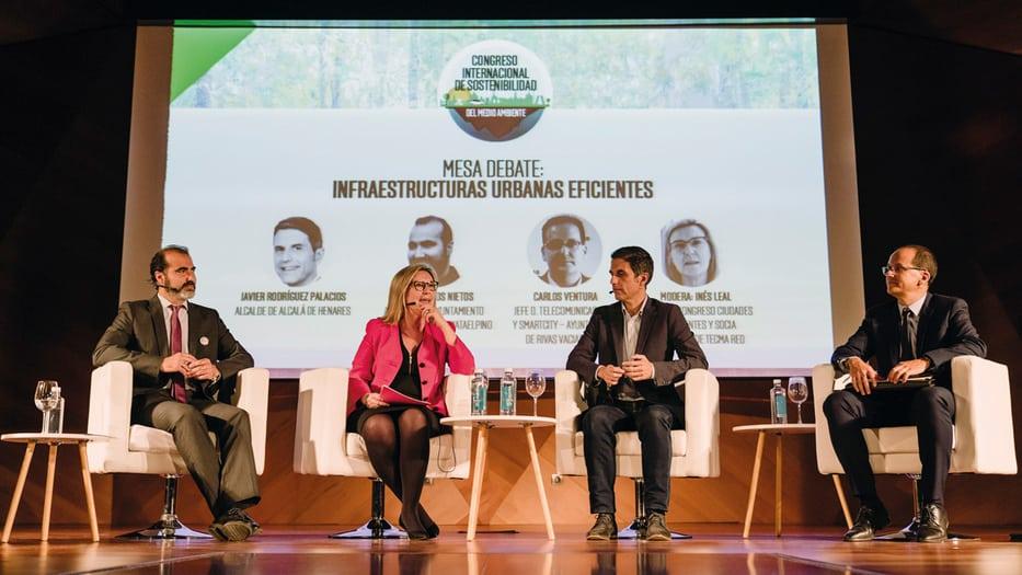 Las administraciones tienen que proyectar una política de ordenación del territorio en un entorno que hay que proteger porque es preciso armonizar las necesidades de los grandes núcleos urbanos, como es el caso de Madrid, capital, con los municipios que componen el anillo metropolitano
