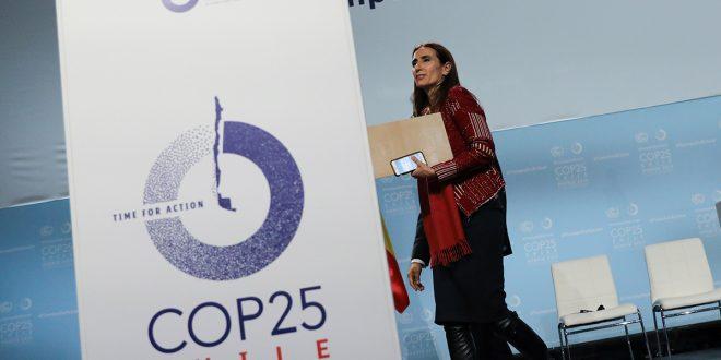 COP25 aprueba un tímido acuerdo para reducir las emisiones de CO2 en 2020
