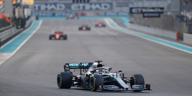 Gran Premio de Abu Dhabi 2019