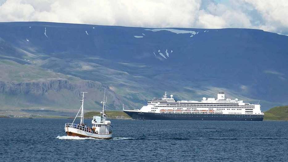 A partir del 1 de enero, el contenido de azufre de los combustibles empleado en buques y cruceros en Islandia, no puede superar el 0,1 %, cuando actualmente es del 3,5 %.