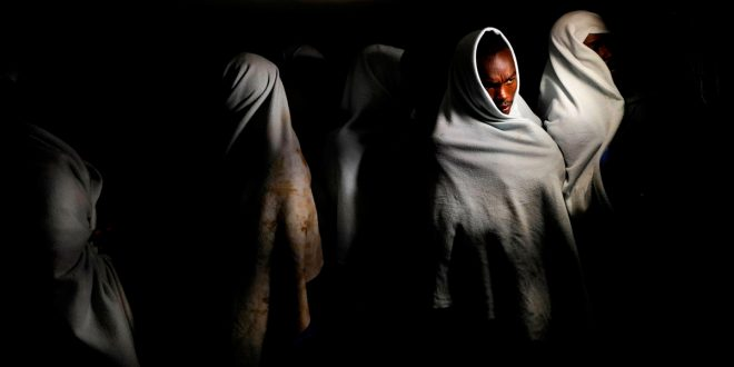 Al menos 58 migrantes fallecieron tras el naufragio de una patera en Mauritania