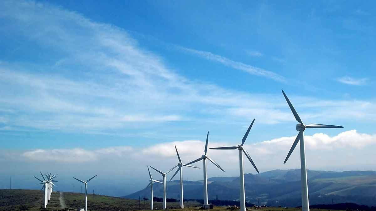 Según la Red Eléctrica de España en su previsión de cierre de año, las energías renovables representan ya el 49,3 % de la capacidad de generación, que cuenta con más de 108.000 MW