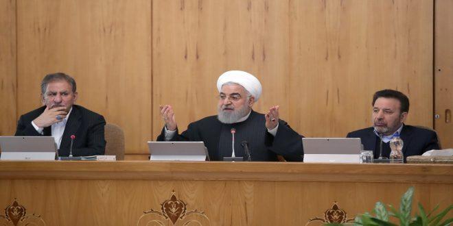Rouhani revela que su país no respeta el acuerdo nuclear