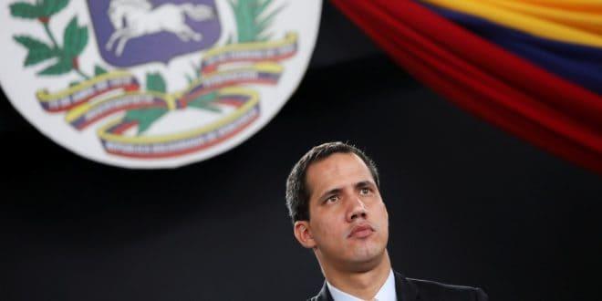 Juan Guaidó desafía al régimen de Maduro y viaja a Colombia para asistir a cumbre antiterrorista