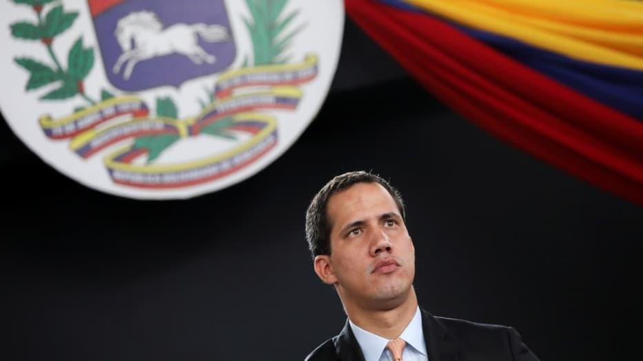 Juan Guaidó se reunirá con Mike Pompeo en Colombia