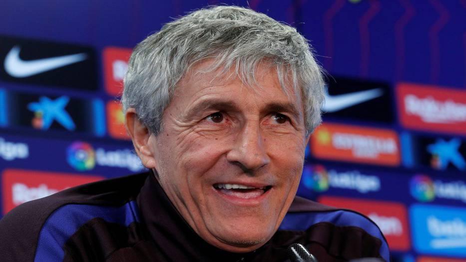 En la previa del Barça-Granada el técnico del Barça ha hablado sobre nombres propios, Messi, Vidal o Griezmann, así como sobre el juego del equipo