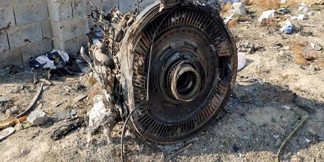 """Irán confirma que dos misiles """"por error"""" derribaron el avión ucraniano"""