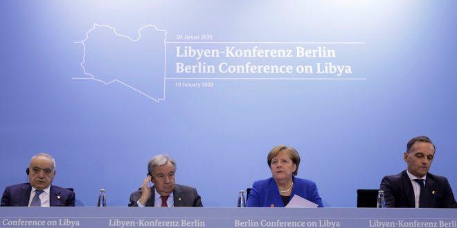 Conferencia de la ONU por Libia: acuerdo de paz pareciera asomarse