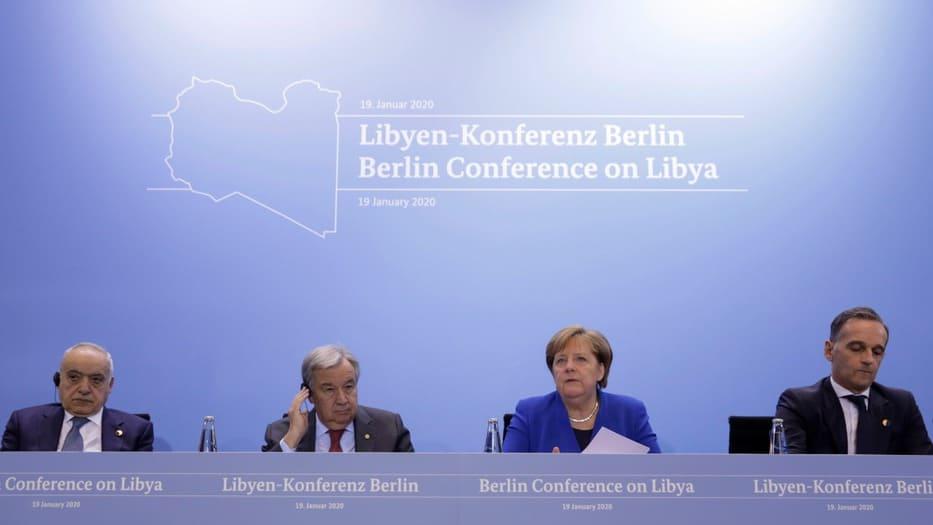 La ONU se reunió en Alemania para tratar el tema Libia