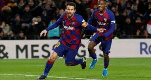 Lionel Messi pudo salvar el debut de Quique Setién