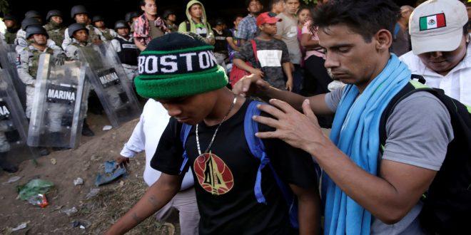 Más de 800 personas murieron en rutas migratorias americanas