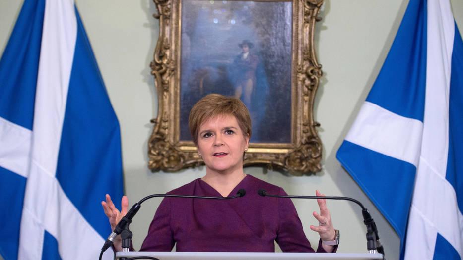 Sturgeon está dispuesta a revelar sus próximos pasos para presionar por otra votación