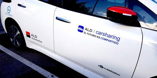 ALD AutomotiveCarsharing: El futuro es compartido
