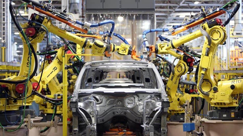 Producción de vehículos en 2019