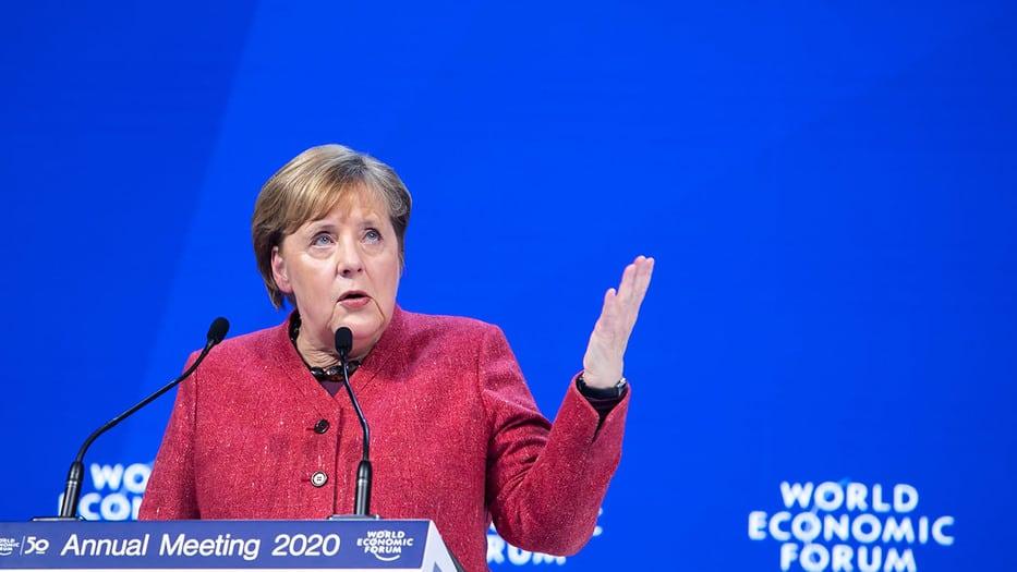 Canciller alemana