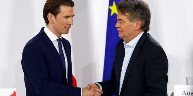 Coalición en Austria