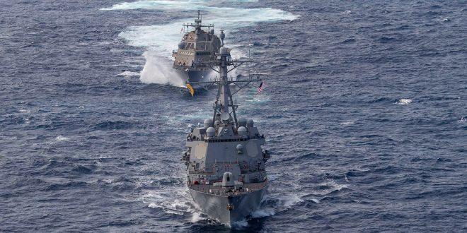 Comando Sur aseguró que buque estadounidense navegó cerca de las costas venezolanas