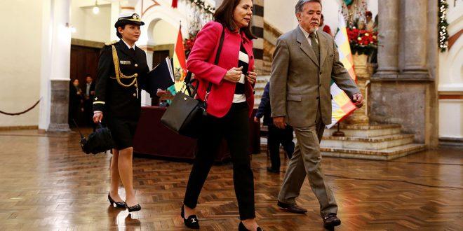 Bolivia y Unión Europea