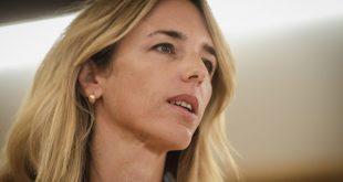 Cayetana Álvarez de Toledo, la portavoz del PP en el Congreso de los Diputados