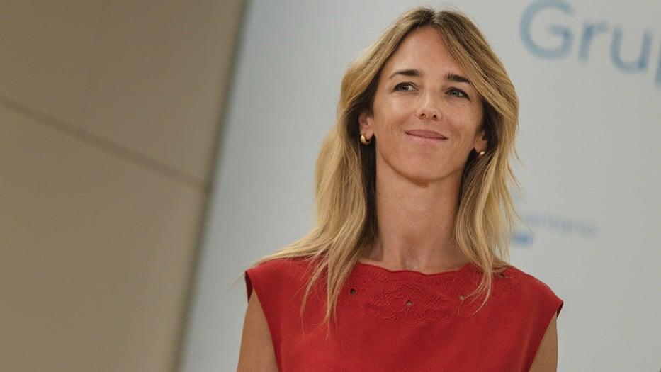 La portavoz del PP en el Congreso de los Diputados, Cayetana Álvarez de Toledo