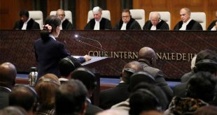 Corte Internacional de Justicia
