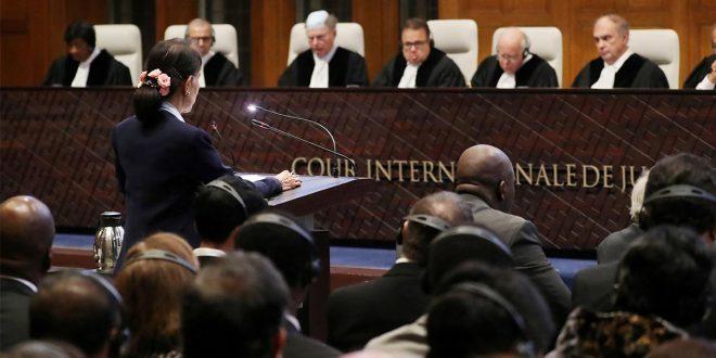 Corte Internacional de Justicia señala día del fallo en el caso Gambia vs. Myanmar