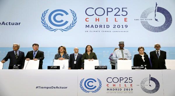 La ministra para la Transición Ecológica, Teresa Ribera. Alerta ante la emergencia climáica 2