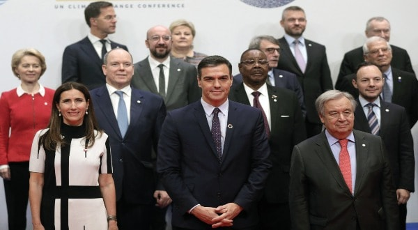 Pocos jefes de Estado y de Gobierno acudieron a la cita. Alerta ante la emergencia climáica 3