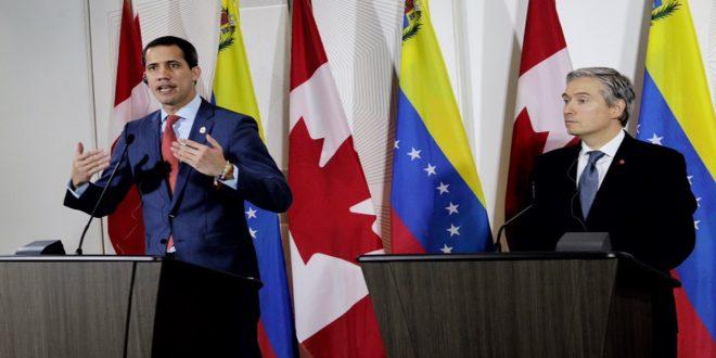 Canciller de Canadá se comprometió con la restauración de la democracia en Venezuela