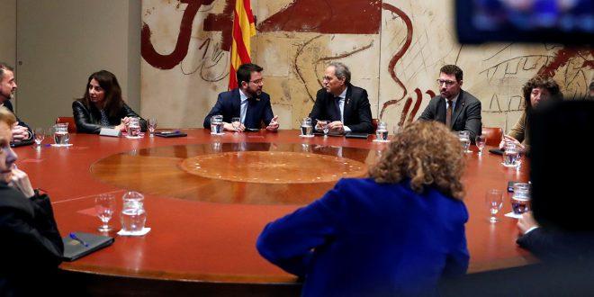 Generalitat y los comunes acuerdan los presupuestos de 2020 en Cataluña