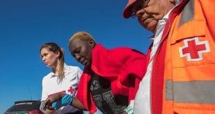 El número de migrantes en situación de riesgo que este año ha llegado a Gran Canaria se multiplicó en forma exponencial