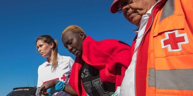 Aumenta la llegada de migrantes en situación de riesgo a Gran Canaria