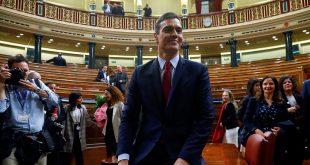 Investidura de Pedro Sánchez, Gorka