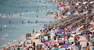 Desde 2010 la visita de turistas internacionales ha aumentado en forma consecutiva hasta la fecha