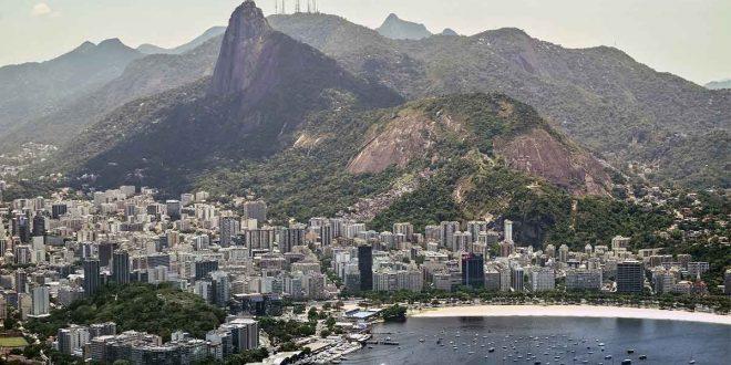 Crisis del agua en Río de Janeiro