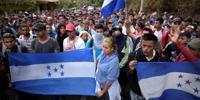 Guatemala y México decididos a frenar avance de nueva caravana de migrantes hondureños