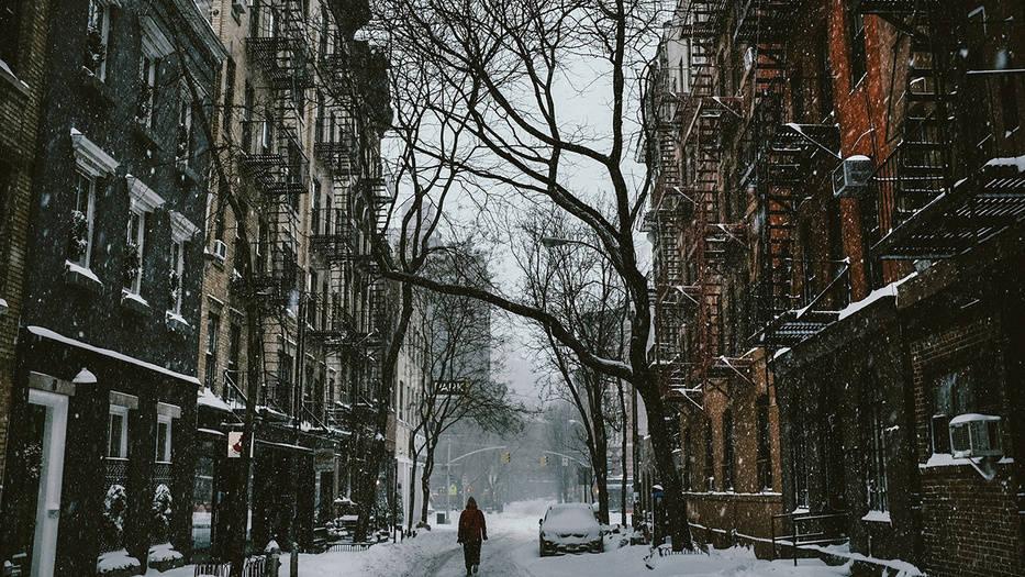 Según la Aemet la tormenta proseguirá con copiosas nevadas, frío gélido y lluvias