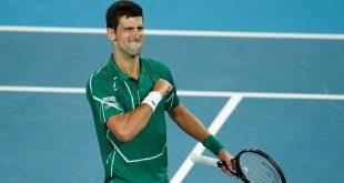 título en el Australian Open