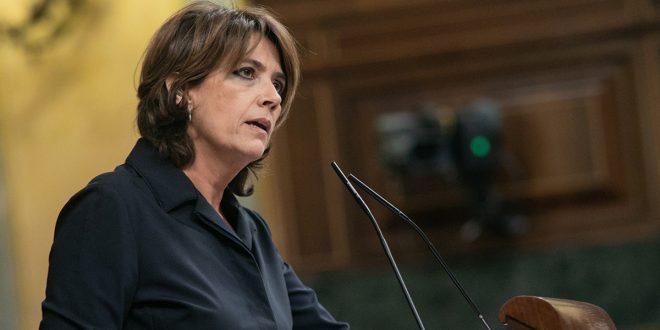 Consejo General del Poder judicial aprueba nombramiento de Dolores Delgado como fiscal general