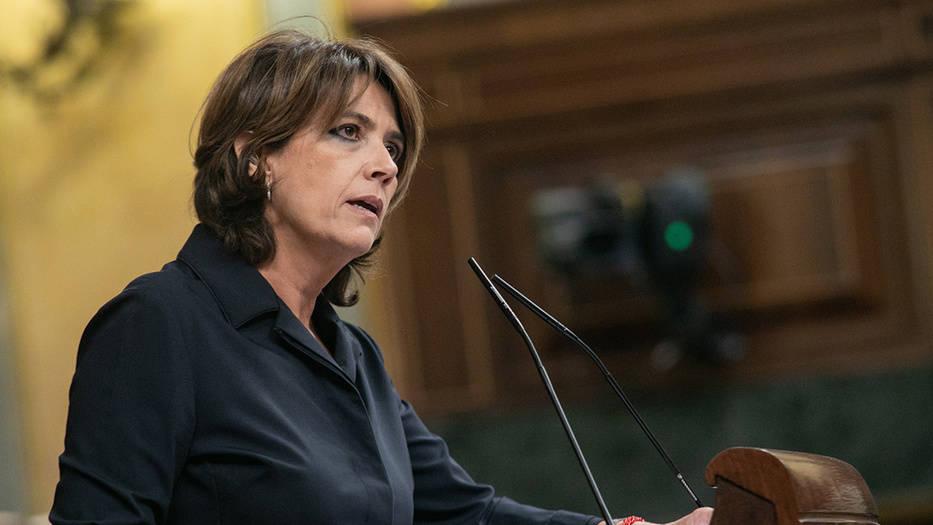 Consejo General del Poder Judicial aprobó nombramiento de Dolores Delgado como fiscal general del Estado