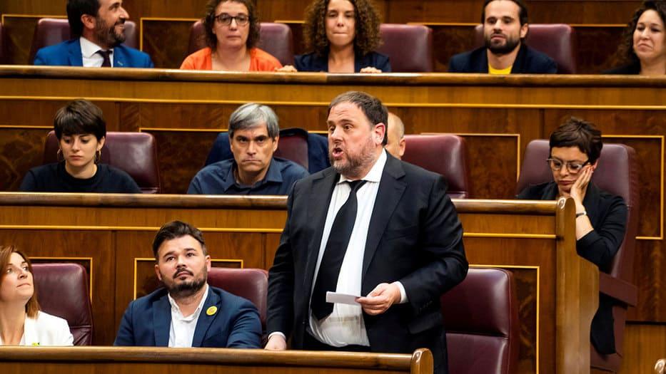 Eurodiputado Junqueras