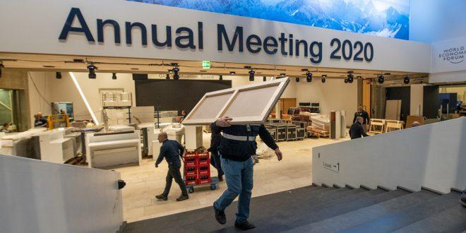 Foro Económico Mundial abre sus puertas para el debate económico, ambiental y tecnológico