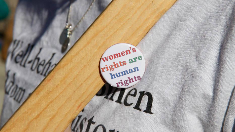 Women's March Global convocó a las mujeres a entonar consignas también por la lucha de los derechos de igualdad de género, ambientales, raciales, indígenas.