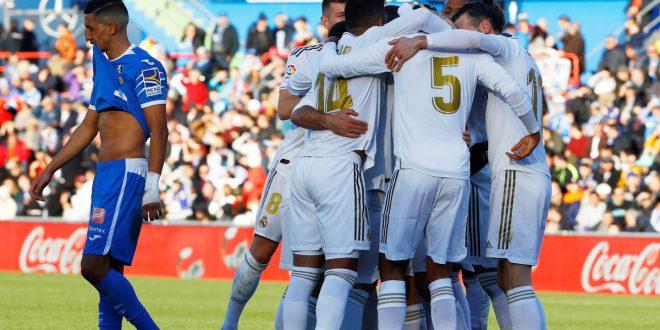 Madrid Getafe