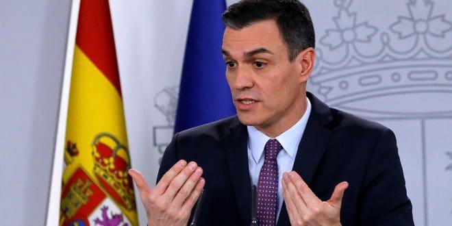 Junta Electoral Central multó a Sánchez por realizar entrevista en La Moncloa
