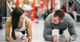 Estilo de vida fitness, disciplina