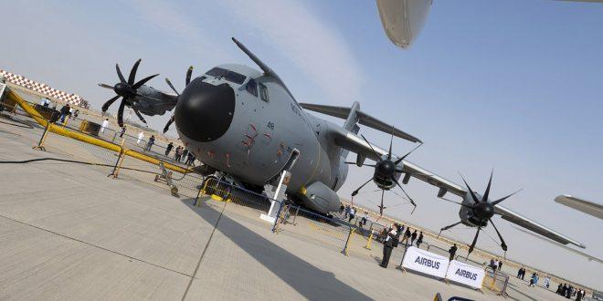 Airbus comercialización del A400